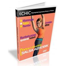 Film instruktażowy DVD - Tańcz i chudnij: Salsa Aerobik - CHIC