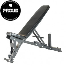 Ławka regulowana ADJUSTABLE BENCH 2.0 - PROUD