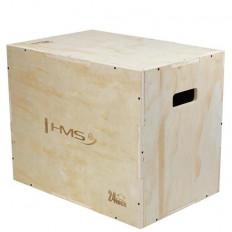 Box / Skrzynia drewniana PLYO BOX DSC01 HMS