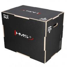 Box / Skrzynia drewniana wzmocniona PLYO BOX DSC02 HMS