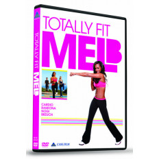 Film instruktażowy DVD - Mel B - Totally Fit (część 1)