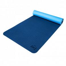 Eco mata do jogi easy podwójna 6mm blue