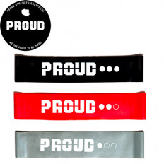 Zestaw gum MINI BANDS PROUD