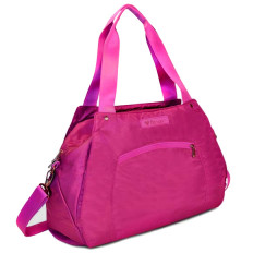 ATHLETIC TOTE FITMARK - Torba sportowa (Purple Potion)
