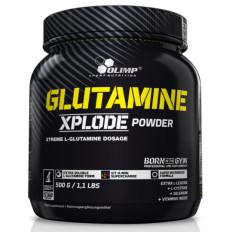 Olimp - GLUTAMINE XPLODE - 500 g (cytryna)