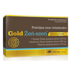 Olimp - GOLD ŻEŃ-SZEŃ™ COMPLEX - 30 tabl.