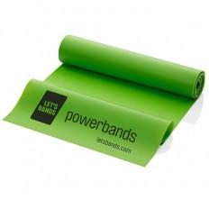 Taśma FLEX średnia - LET'S BANDS (zielona)