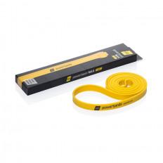 Guma Powerband lekka - LET'S BANDS (żółta)