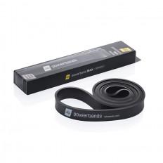 Guma Powerband bardzo ciężka - LET'S BANDS (czarna)