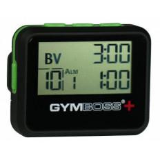 Zegar / stoper interwałowy GYMBOSS PLUS (czarno-zielony)