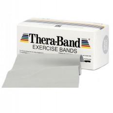 Taśma rehabilitacyjna 1,5 m super mocna Thera Band (srebrna)