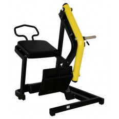 Maszyna Rear Kick do treningu mięśni pośladkowych i czworogłowych ud GOLD LINE