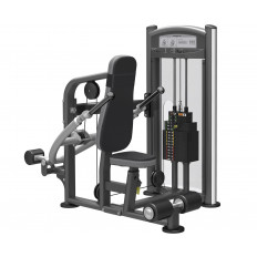 Maszyna SEATED DIP - pompki siedząc IT9317 IMPULSE (200 lbs)