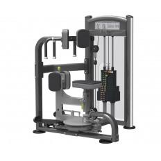 Maszyna TORSO ROTATION - mięśnie skośne brzucha IT9318 IMPULSE (200 lbs)