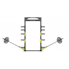 Klatka POWER RACK IZ7004 IMPULSE