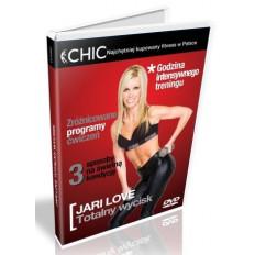 Film instruktażowy DVD - Jari Love – Totalny wycisk - CHIC