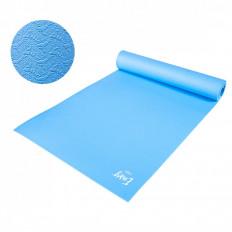 Mata do jogi EASY pianka EVA 6mm BLUE