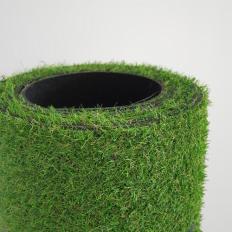 Mata gumowa ze sztuczną trawą do treningu 120x500 cm XMOR