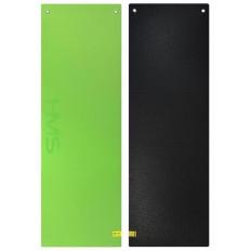 Mata fitness klubowa MFK03 HMS (zielono-czarna)