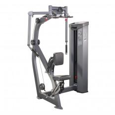 Maszyna ze stosem REAR DELTOID / PECTORAL FLY NPG E-LINE E1.24