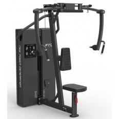 Dwufunkcyjna maszyna na klatkę piersiową i plecy R2.103 (PEC FLY-REAR DELT) R-LINE NPG