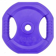 Obciążenie BODY PUMP 10 kg STANDARD (fioletowe)