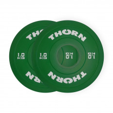 Obciążenie FRACTIONAL 2x 1kg THORN+FIT