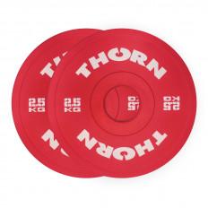Obciążenie FRACTIONAL 2x 2,5kg THORN+FIT