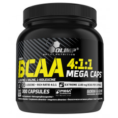 Olimp - BCAA MEGA CAPS - 300 kaps.