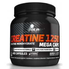 Olimp - CREATINE MEGA CAPS - 400 kaps.