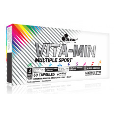 Olimp - VITA-MIN MULTIPLE SPORT - 60 kaps.