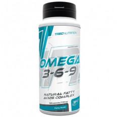 Trec - OMEGA 3-6-9 - 120 kaps.