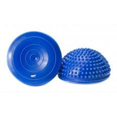 Półkula sensoryczna z wypustkami Allright (niebieska) 2 szt.