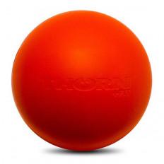 Piłka do masażu Lacrosse MTR THORN+FIT (czerwona)