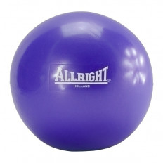 Piłka wagowa SAND BALL 1 kg Allright (fioletowa)