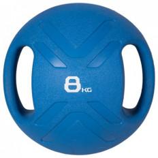 Piłka lekarska MULTI GRIP MEDBALL 8 kg - PROUD (niebieska)