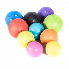 Zestaw piłek lekarskich MEDICINE BALL 1-10 kg - PROUD
