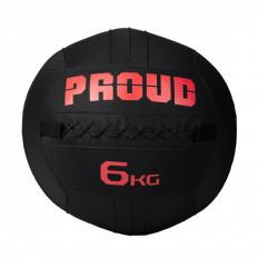 Piłka lekarska WALLBALL 6 kg - PROUD