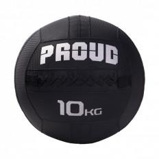 Piłka lekarska WALLBALL 10 kg - PROUD