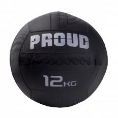 Piłka lekarska WALLBALL 12 kg - PROUD