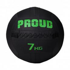 Piłka lekarska WALLBALL 7 kg - PROUD