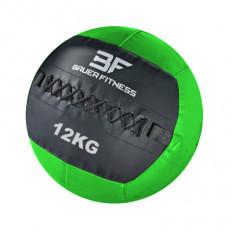 Piłka Wall Ball 12 kg CFA-1773 BAUER FITNESS (zielona)