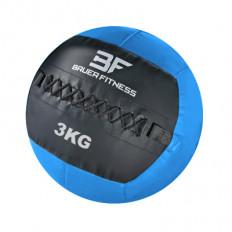 Piłka Wall Ball 3 kg CFA-1770 BAUER FITNESS (niebieska)