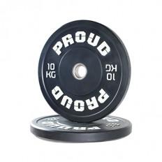Obciążenie olimpijskie TRAINING BUMPER PLATE 2.0 10kg - PROUD