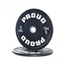 Obciążenie olimpijskie TRAINING BUMPER PLATE 2.0 5kg - PROUD
