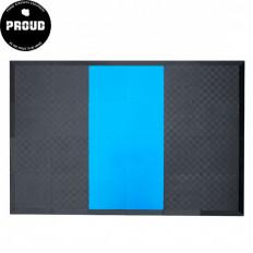 Pomost do podnoszenia ciężarów WEIGHTLIFTING PLATFORM PRO PROUD (niebieski)