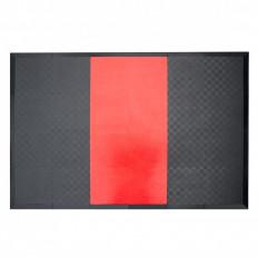 Pomost do podnoszenia ciężarów WEIGHTLIFTING PLATFORM PRO PROUD (czerwony)