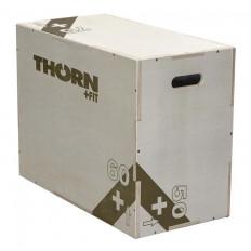 Skrzynia plyometryczna drewniana PLYO BOX THORN+FIT