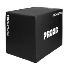 Podest plyometryczny SOFT PLYO BOX - PROUD
