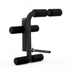 Prasa z regulacją do ćwiczenia nóg do ławek Semi-Pro MS-A102 MARBO